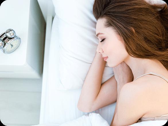 Sapte ore de somn pe noapte