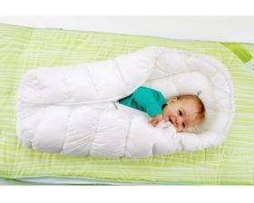 Sac de dormit Green Future Copii Negru 100% Puf de Gasca