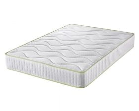 Saltea Green Future Aloe Vera Memory Foam Ortopedica
