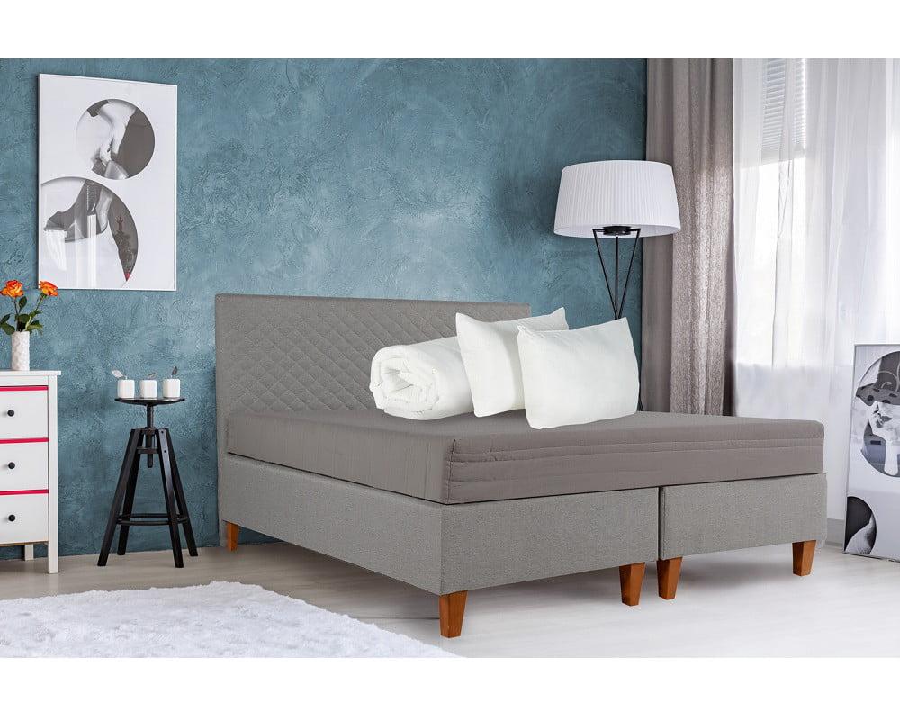 Set Bedora Dormitor Starter Gri