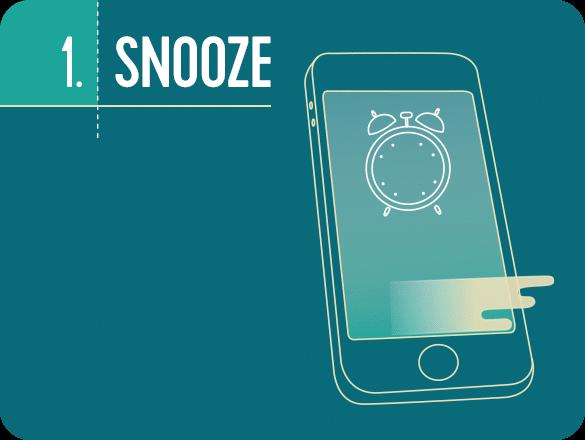 Snooze – 100 de secrete pentru un somn de vis