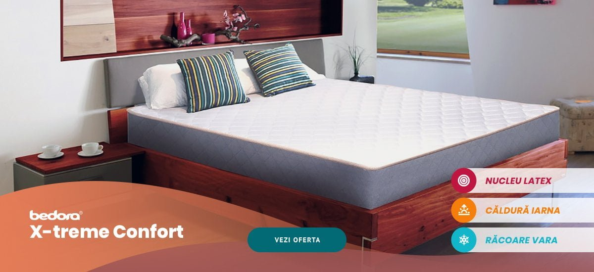Saltele Bedora X-treme Confort