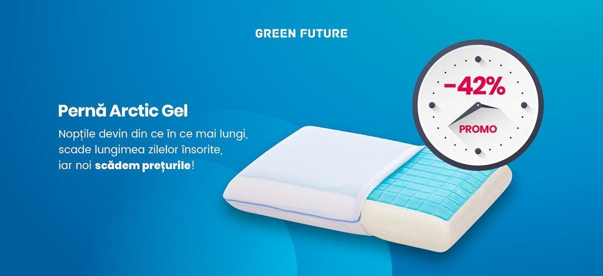 Perna Green Future Arctic Gel 41x60 cm