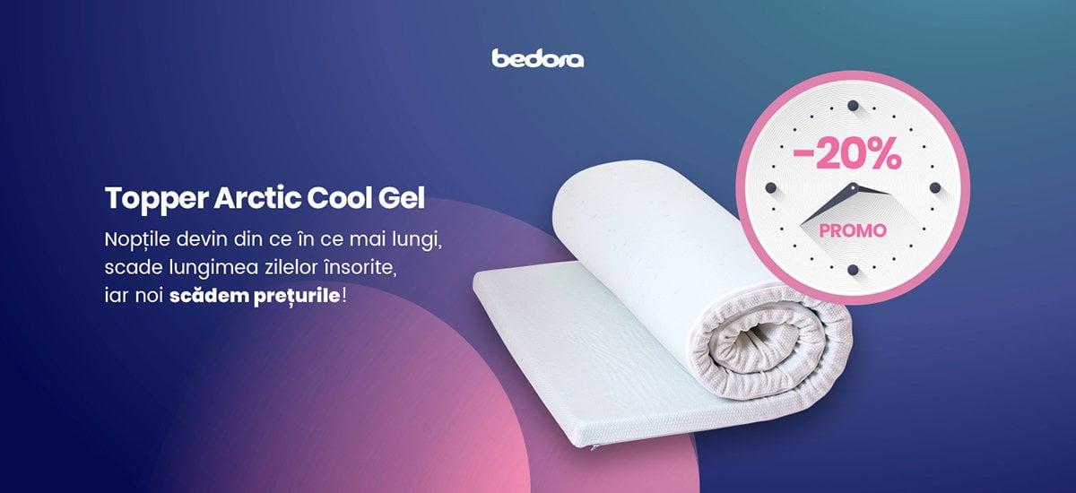 Toppere Bedora Arctic Cool Gel
