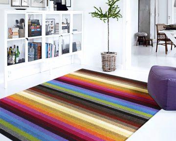 Covor Bedora Stark Spectrum, 100% polipropilena, multicolor 160x240 cm