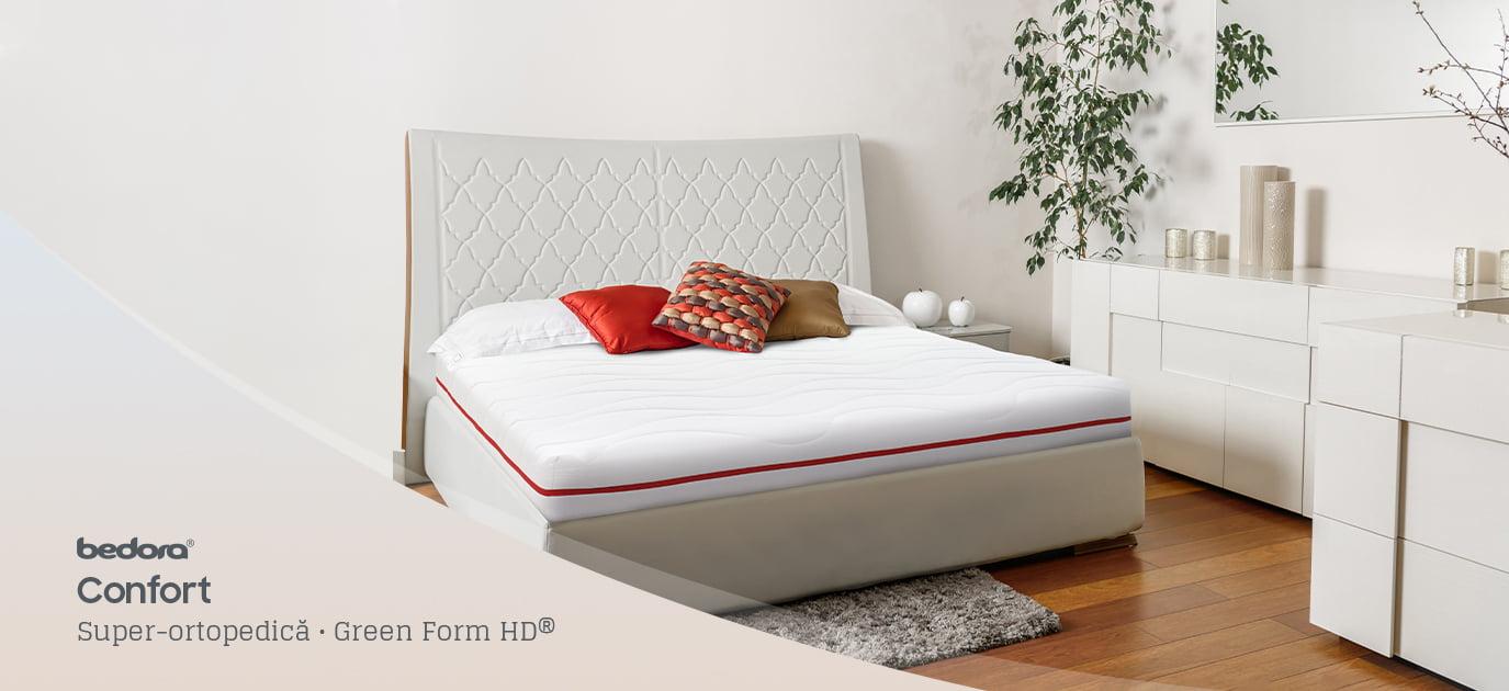 Saltea Bedora Confort iSomn