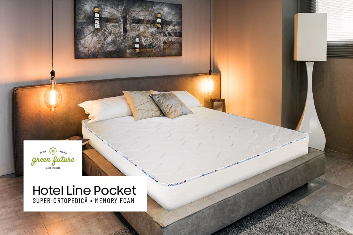 Saltea Green Future Hotel Line