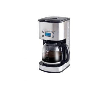 Aparat de Cafea cu Filtru Beper 1000 W, afisaj digital cu timer, 1,8L
