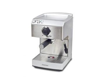 Espresor Cafea Beper 1250 W, sistem de incalzire Thermo Block, 1,7 L
